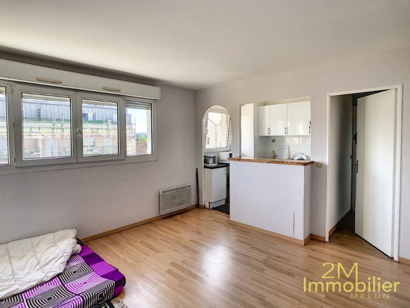 Sale apartment Melun 129 000€ - Picture 2