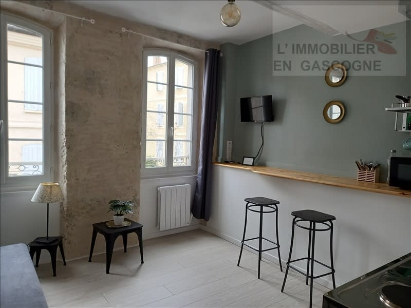 Rental apartment Auch 375€ CC - Picture 1