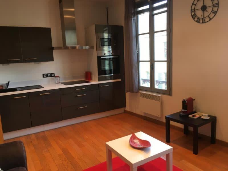 Rental apartment St germain en laye 1045€ CC - Picture 1