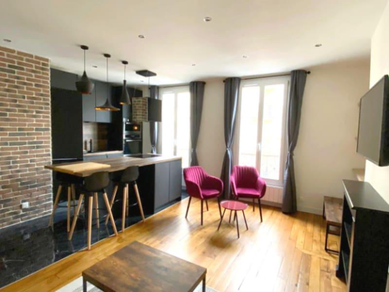 Levallois - 2 pièces - meublé - 48 m²
