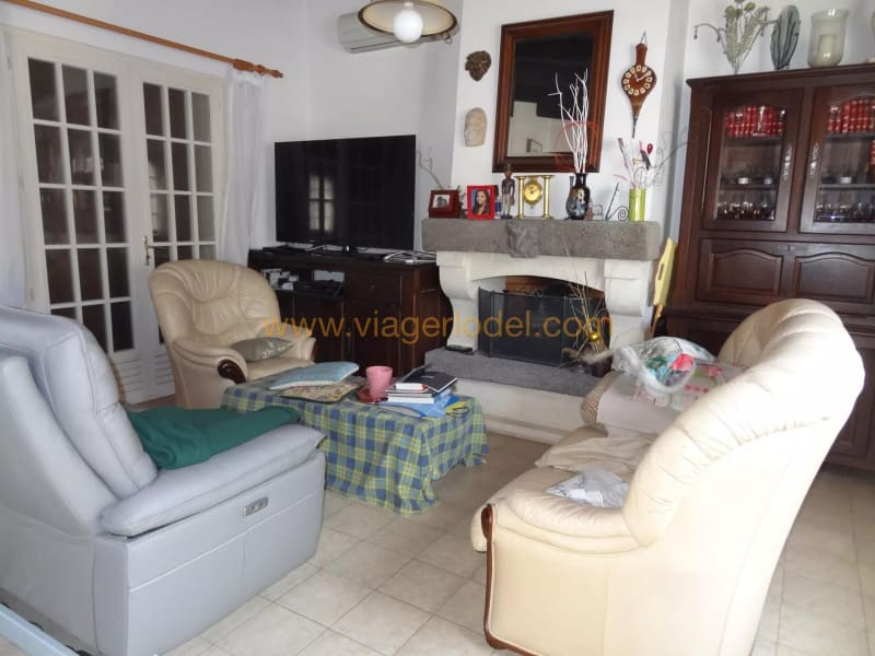 Life annuity house / villa Agde 81500€ - Picture 3