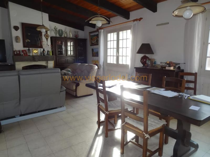 Life annuity house / villa Agde 81500€ - Picture 2
