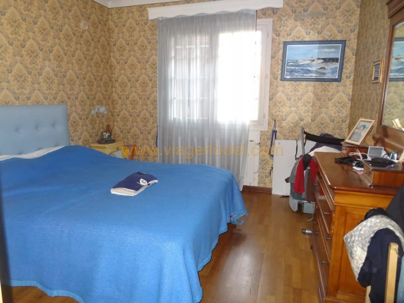 Life annuity house / villa Agde 81500€ - Picture 5