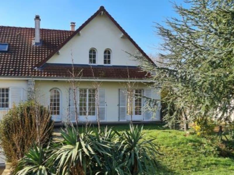 Sale house / villa Bazemont 430000€ - Picture 1