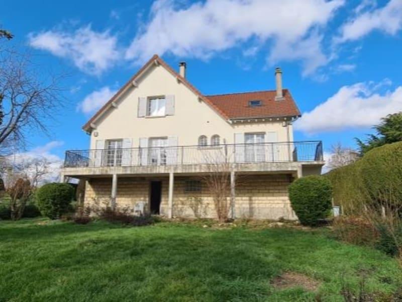 Sale house / villa Bazemont 430000€ - Picture 2