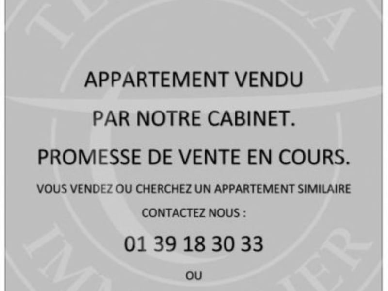 Vente appartement Bougival 340 000€ - Photo 1