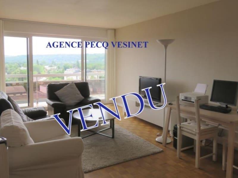 Vente appartement Le pecq 333000€ - Photo 1