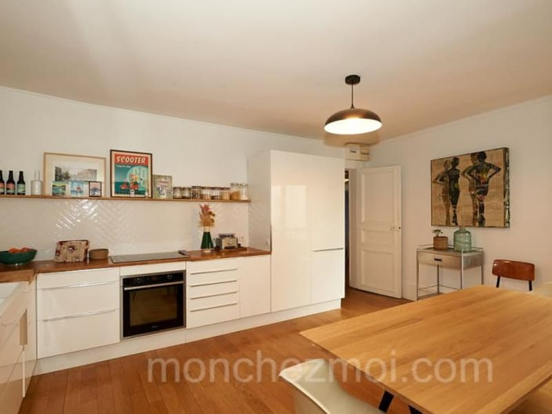 Sale apartment Paris 3ème 1 225 000€ - Picture 1