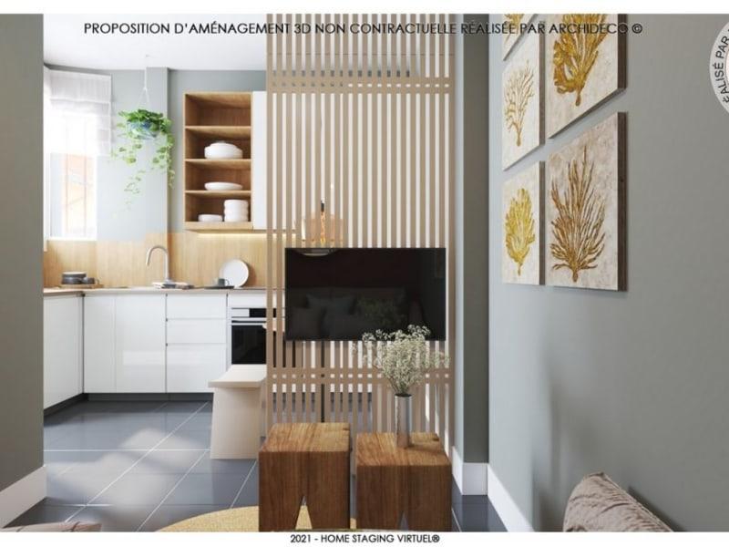 Sale apartment Lyon 3ème  - Picture 1