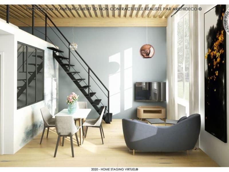 Sale apartment Lyon 4ème 275000€ - Picture 1