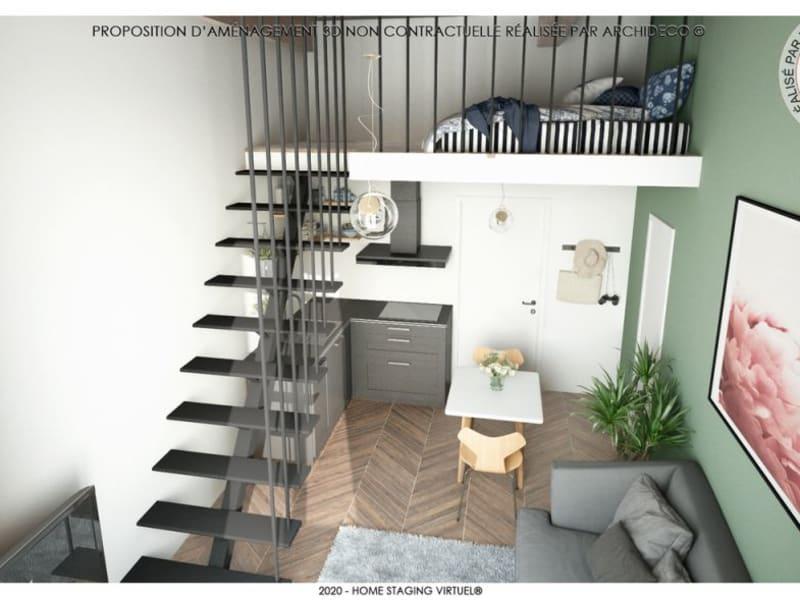 Sale apartment Lyon 4ème 235000€ - Picture 2