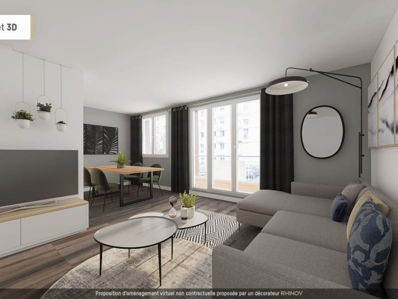 Verkoop  appartement Paris 15ème 699000€ - Foto 2