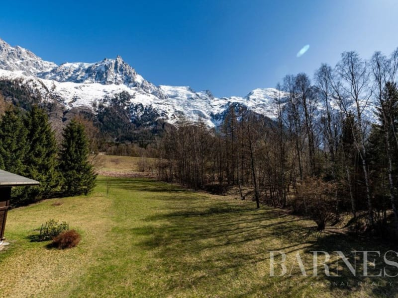 Vente terrain Chamonix-mont-blanc 1100000€ - Photo 1