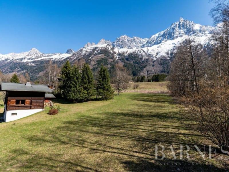 Vente terrain Chamonix-mont-blanc 1100000€ - Photo 2