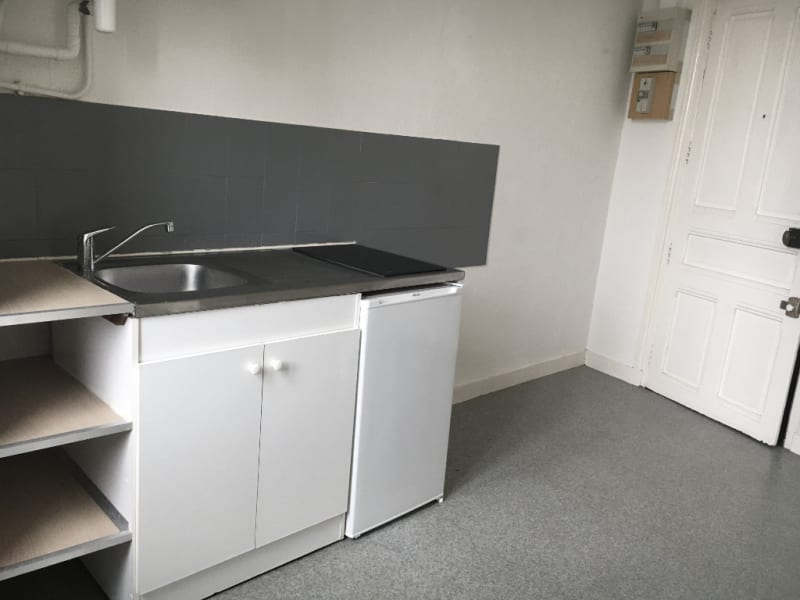 Rental apartment Nantes 411,40€ CC - Picture 3