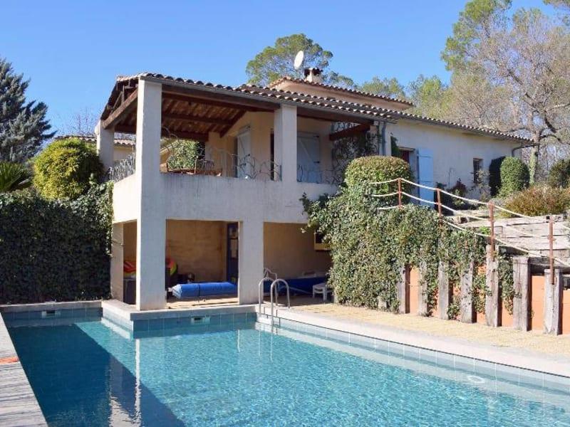 Sale house / villa Fayence 598000€ - Picture 1