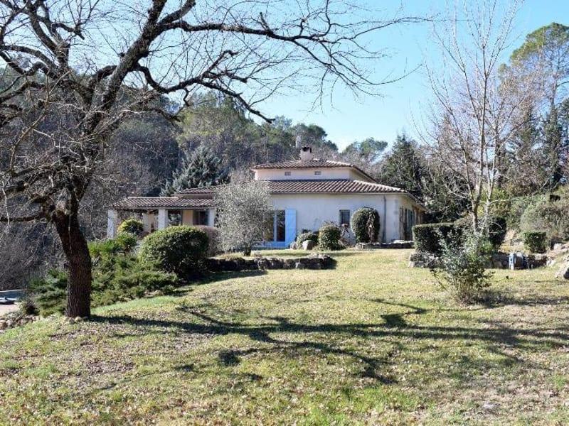 Sale house / villa Fayence 598000€ - Picture 3