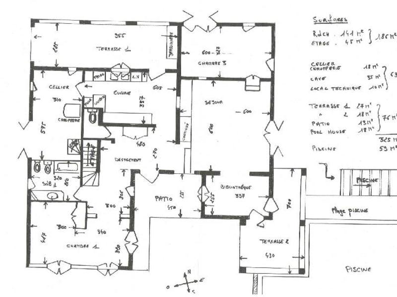 Venta  casa Fayence 598000€ - Fotografía 5