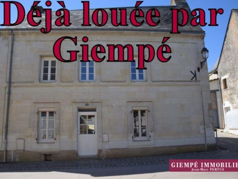 Location maison / villa Jarzé 470€ CC - Photo 1