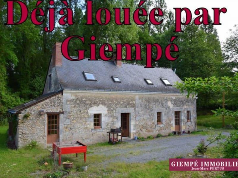 Rental house / villa Chaumont-d'anjou 610€ CC - Picture 1