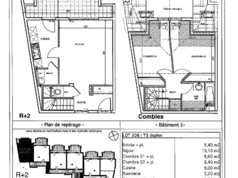 Location appartement Ste clotilde 780€ CC - Photo 11
