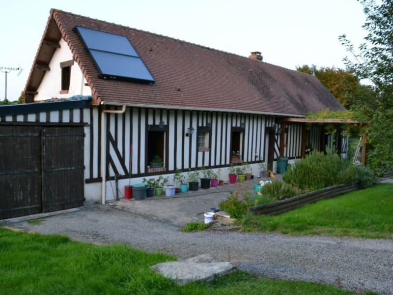 Vente maison / villa Valorbiquet 199500€ - Photo 1