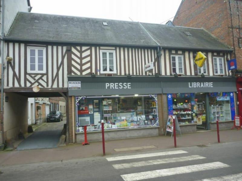 Commercial property sale shop Thiberville 56000€ - Picture 1