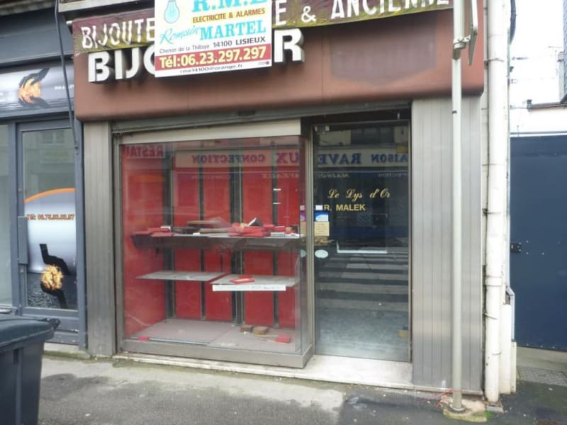 Location local commercial Lisieux 280€ HC - Photo 2