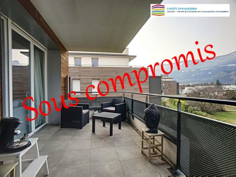 Sale apartment Échirolles 139000€ - Picture 1