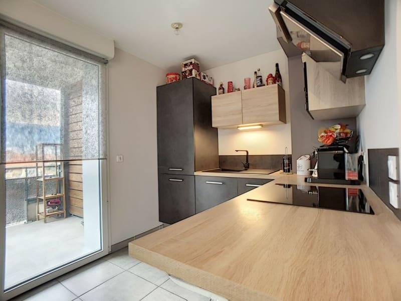 Sale apartment Échirolles 139000€ - Picture 2