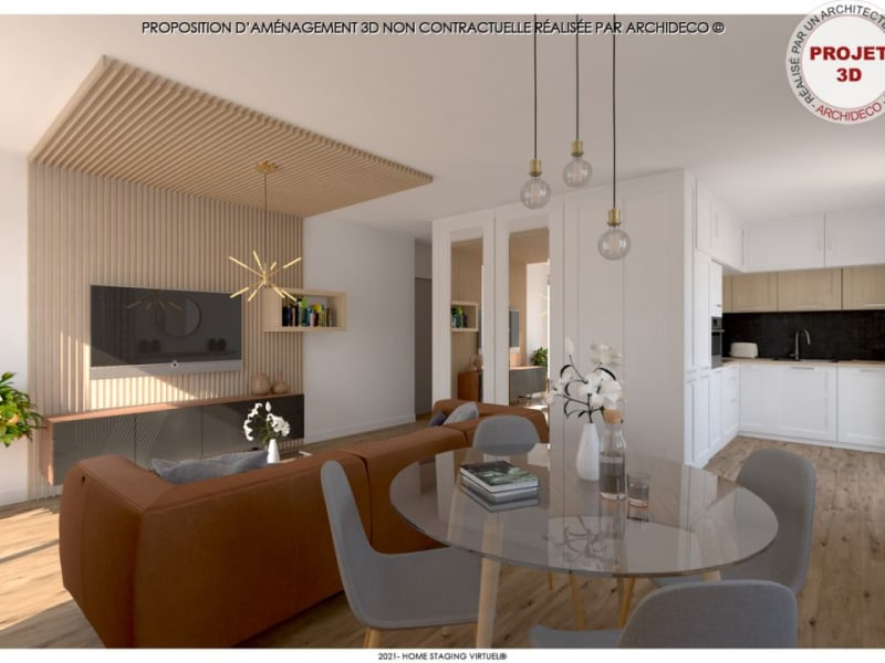 Sale apartment Grenoble 190 000€ - Picture 2