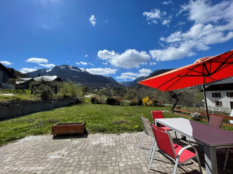 Sale house / villa Faverges seythenex 409500€ - Picture 1