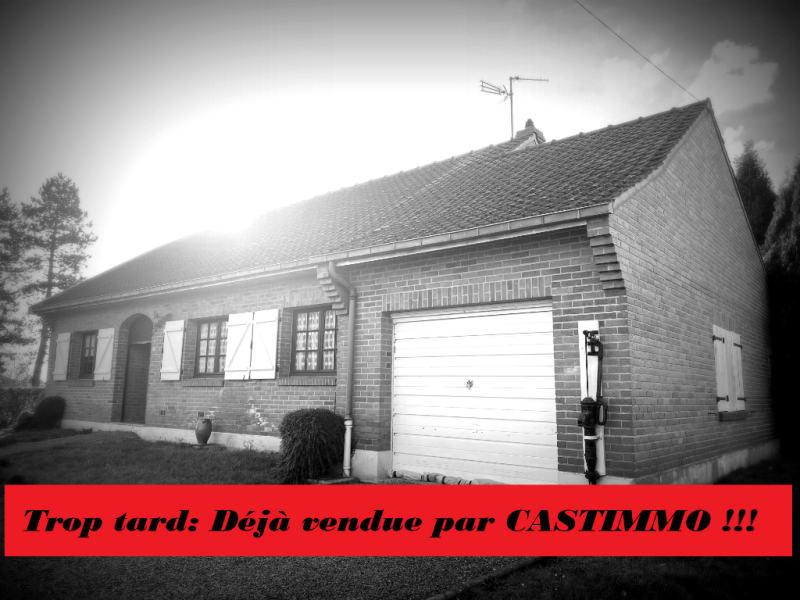Vente maison / villa Sameon 262000€ - Photo 1