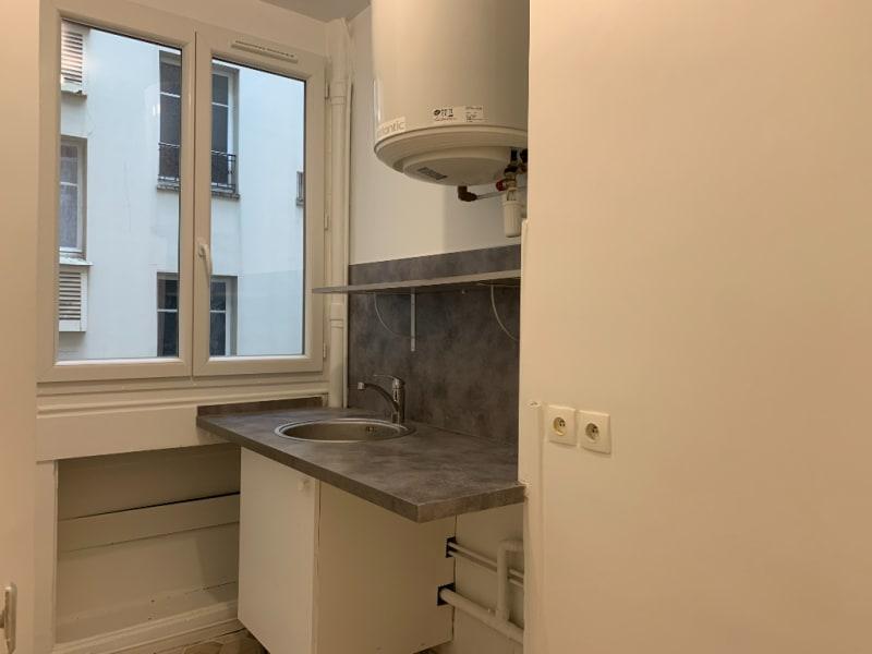 Rental apartment Paris 15ème 840€ CC - Picture 2