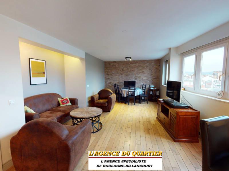 Sale apartment Boulogne billancourt 775000€ - Picture 1