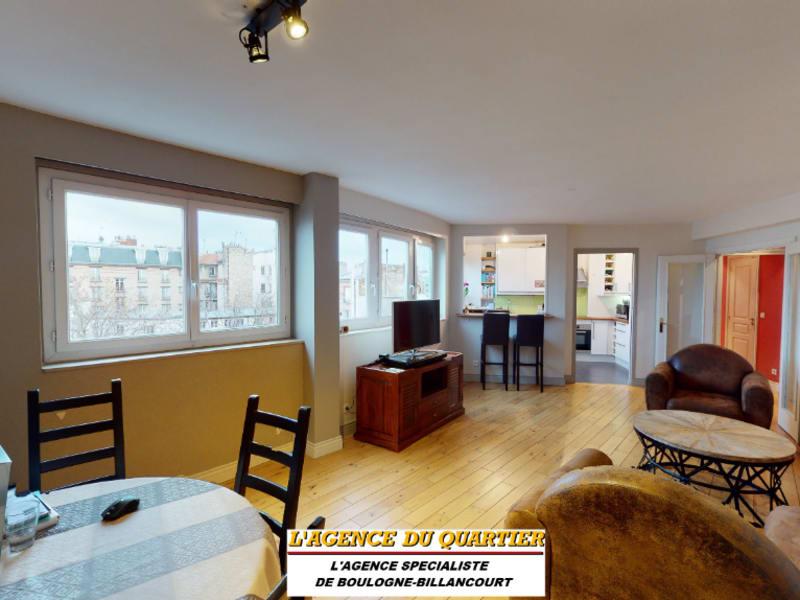 Sale apartment Boulogne billancourt 775000€ - Picture 2