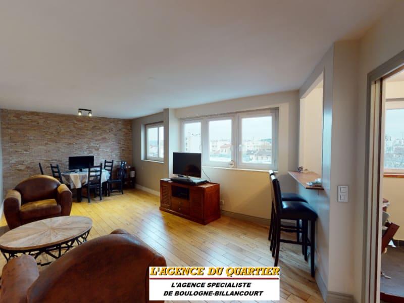 Venta  apartamento Boulogne billancourt 775000€ - Fotografía 3