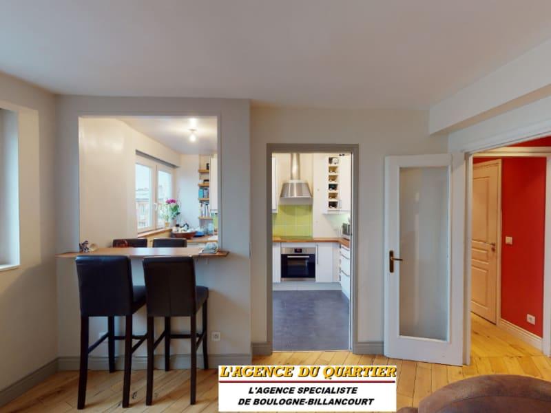 Venta  apartamento Boulogne billancourt 775000€ - Fotografía 4