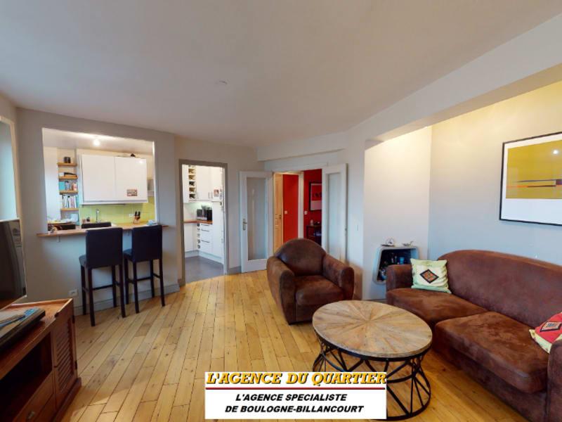 Venta  apartamento Boulogne billancourt 775000€ - Fotografía 5