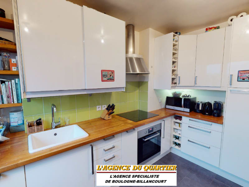 Venta  apartamento Boulogne billancourt 775000€ - Fotografía 6