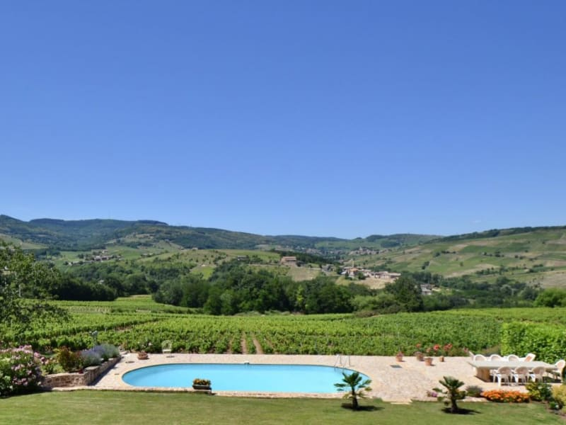 Vente maison / villa St amour bellevue 1280000€ - Photo 3