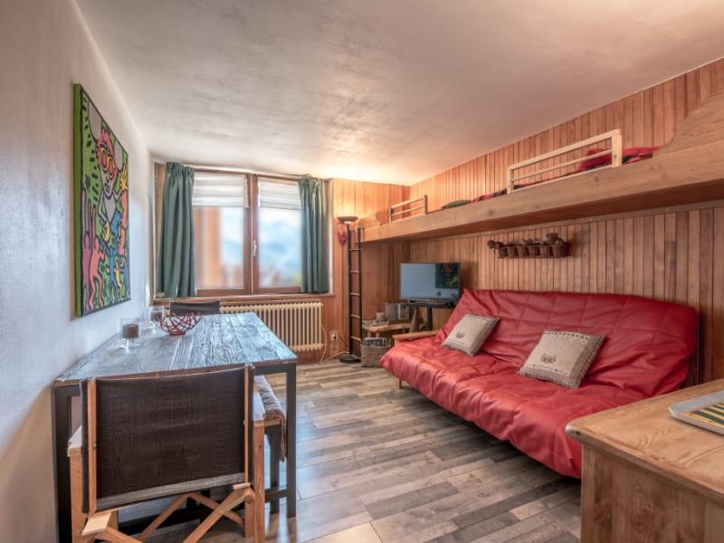 Studio avec annexe 28 m² - skis aux pieds - À rénover