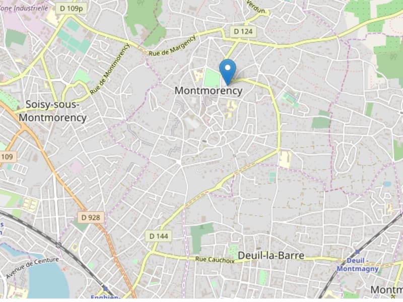 Rental parking spaces Montmorency 90€ CC - Picture 2