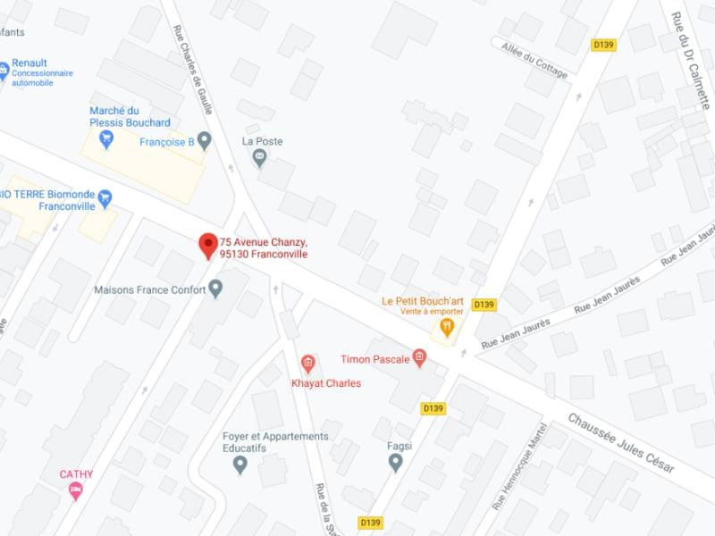Location parking Franconville 86€ CC - Photo 2