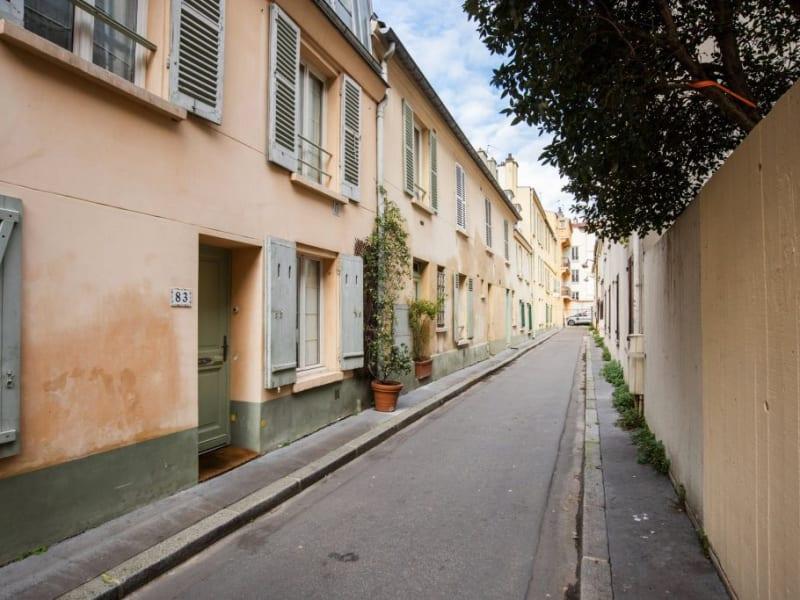 Vente appartement Paris 15ème 243800€ - Photo 2