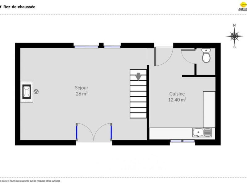 Sale house / villa Broglie 112000€ - Picture 8