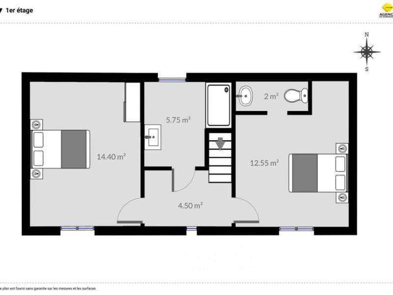 Sale house / villa Broglie 112000€ - Picture 9