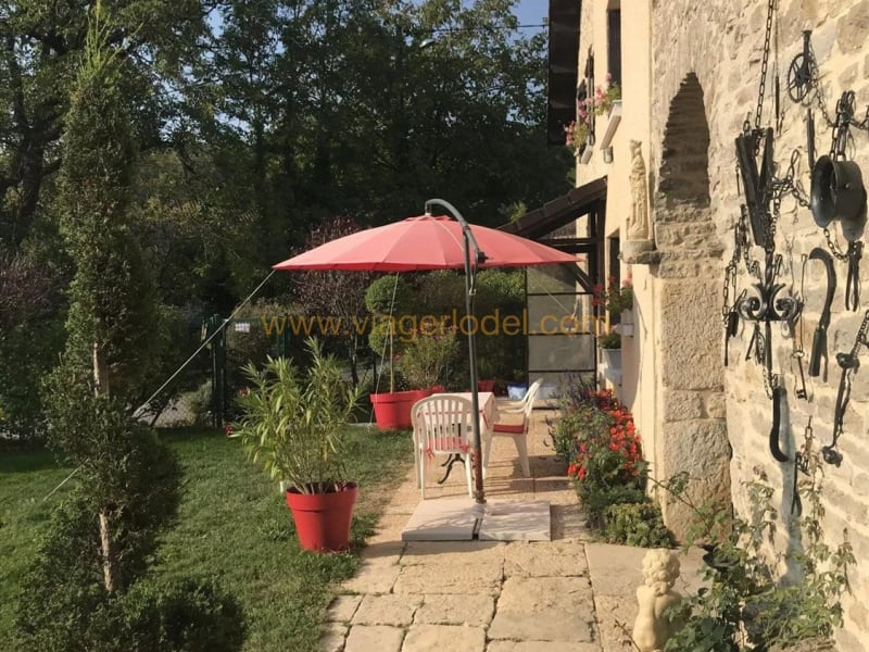 Life annuity house / villa Thoissia 85000€ - Picture 1