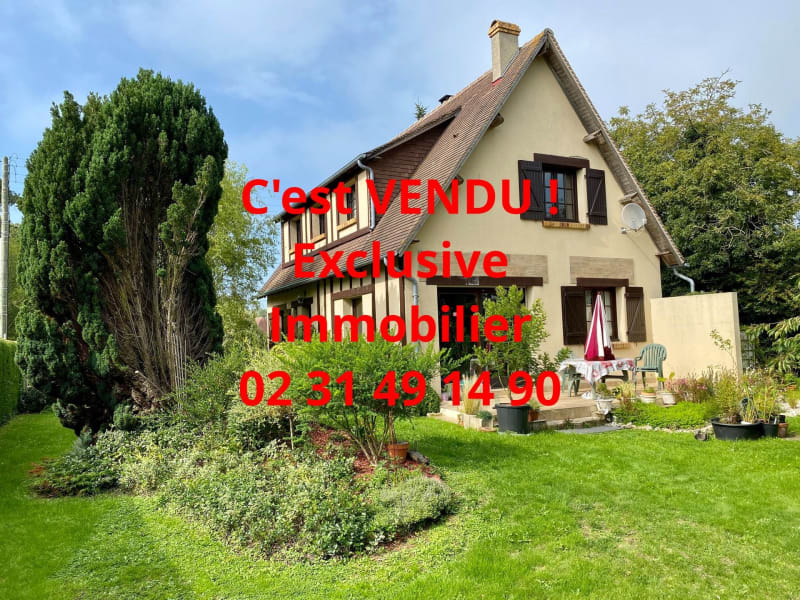 Vente maison / villa Trouville-sur-mer 371 000€ - Photo 1