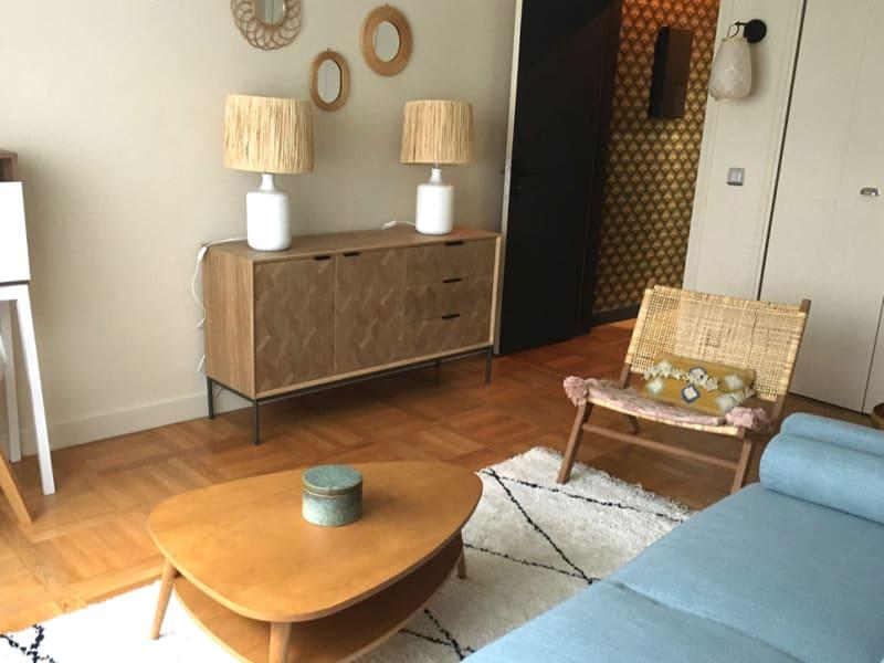 Rental apartment Paris 16ème 890€ CC - Picture 2